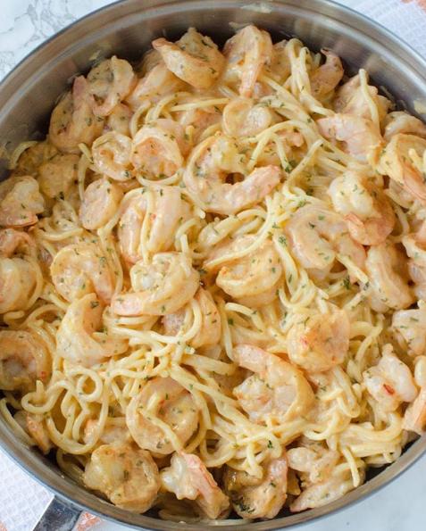 Blog  Bang Bang Shrimp Pasta