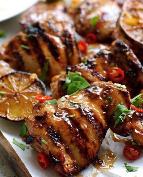 Blog  THAI Grilled Chicken
