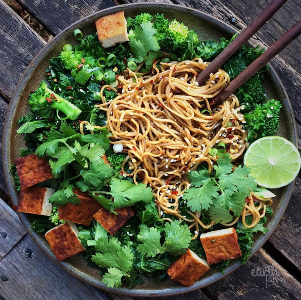 Blog  Chinese Style Soba Noodle Stir Fry