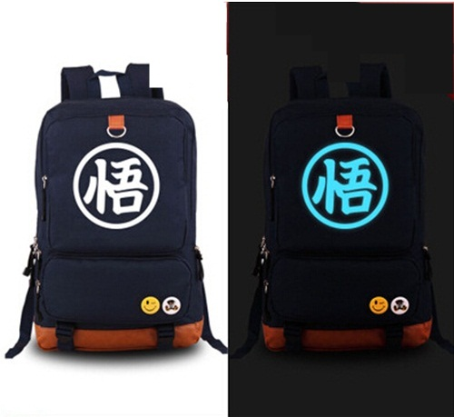2017-Hot-Anime-Dragonball-Z-Son-Goku-Kakarotto-Master-Roshi-Cosplay-Luminous-Canvas-Backpacks-for-Teenage