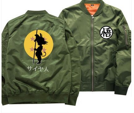 New-arrival-Dragon-Ball-Z-Baseball-bomber-jacket-Goku-Cosplay-Costumes-Winter-Anime-Show-Halloween-Costume