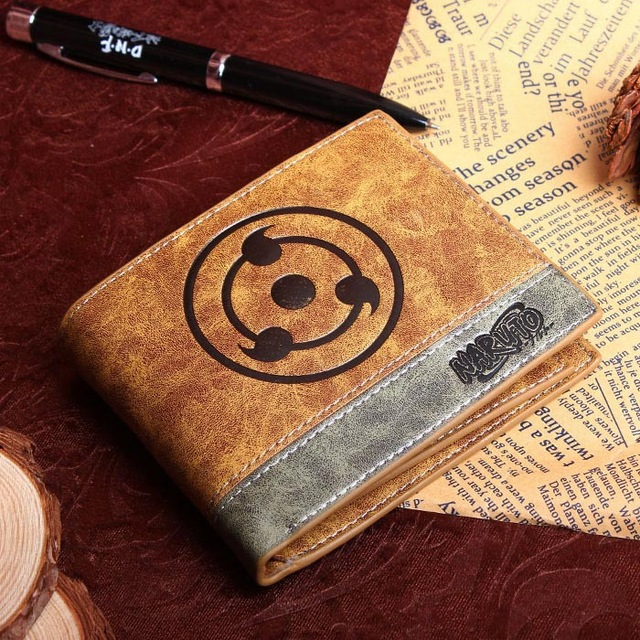 PU-wallet-of-Anime-Black-Butler-Death-Note-Fairy-Tail-Naruto-One-Piece-Law-ETC