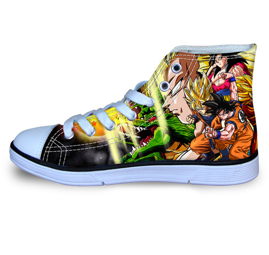 Where Can I Buy Dragon Ball Z Shoes