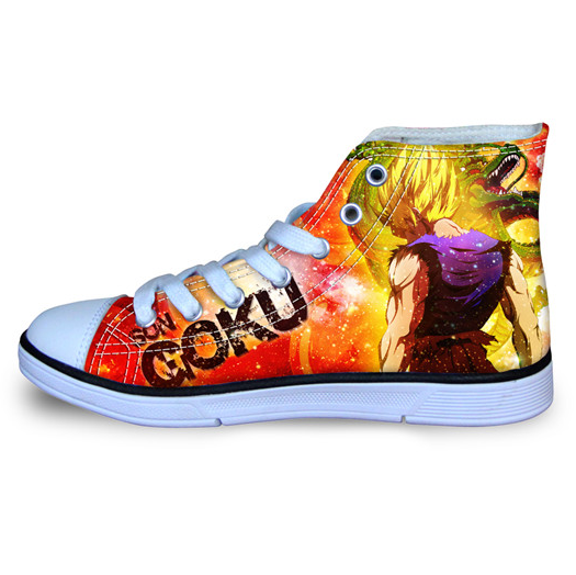 goku super saiyan shoes