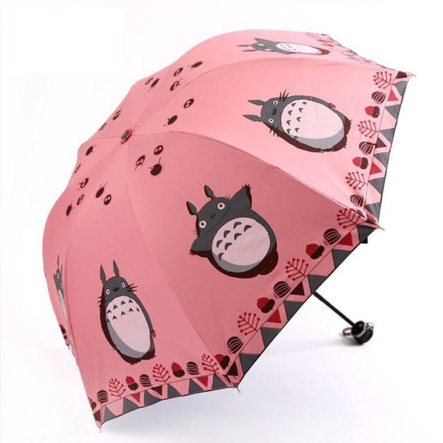 totoro skėtis