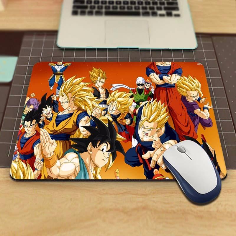 Hot Sale Luxury Printing Anime Dragon Ball Skin Non Slip