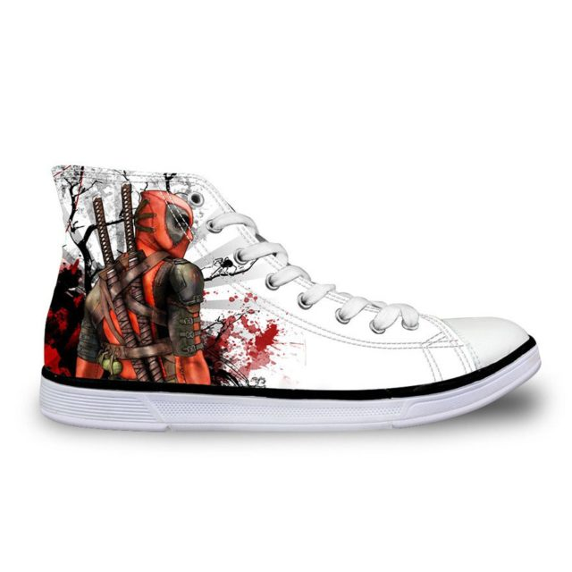 FORUDESIGNS-Hot-Mens-High-Top-Canvas-Shoes-Classic-Men-Lace-up-Vulcanized-Shoes-Cool-Super-Hero