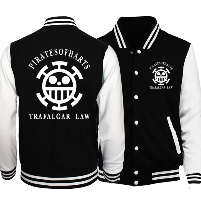 PIRATE OF HARTS BASEBALL JACKET