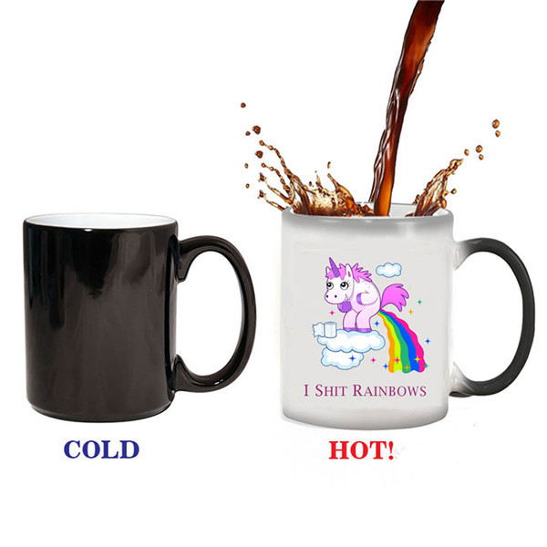 300ML UNICORN MUG (3 VARIAN)