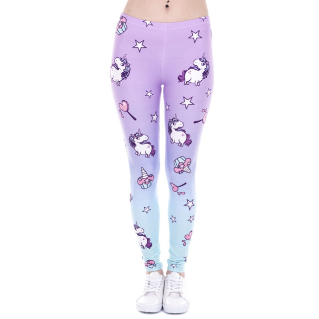 CUTE UNICORN LEGGING