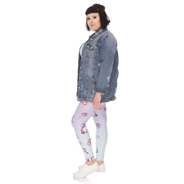 STAR UNICORN LEGGING