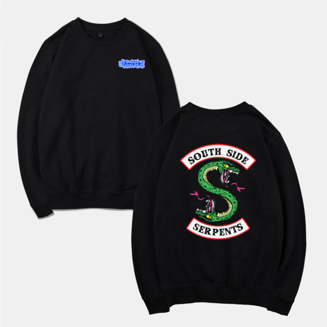 RIVERSIDE SOUTHSIDE SERPENT SWEATSHIRT