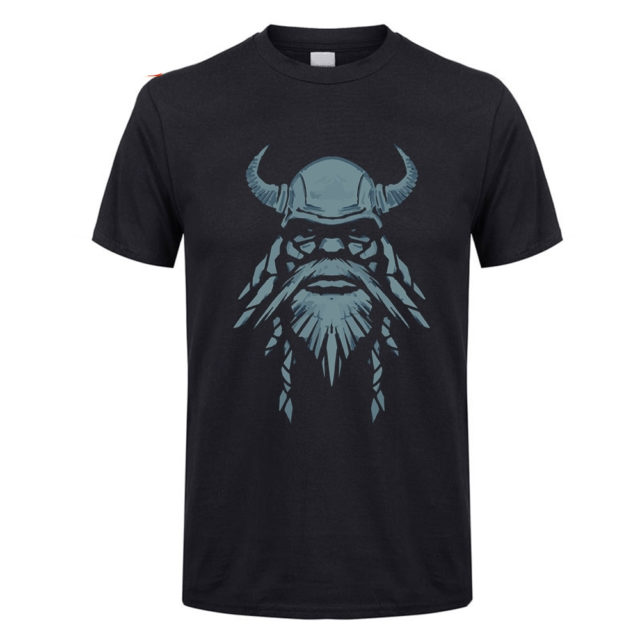 ODIN ALFATHER T-SHIRT (3 VARIAN)