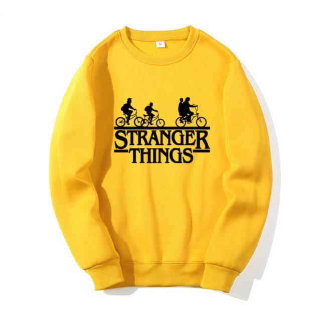 STRANGER THINGS SWEATSHIRT (17 VARIAN)