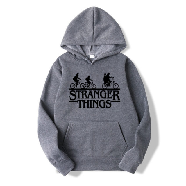 STRANGER THINGS HOODIE (21 VARIAN)