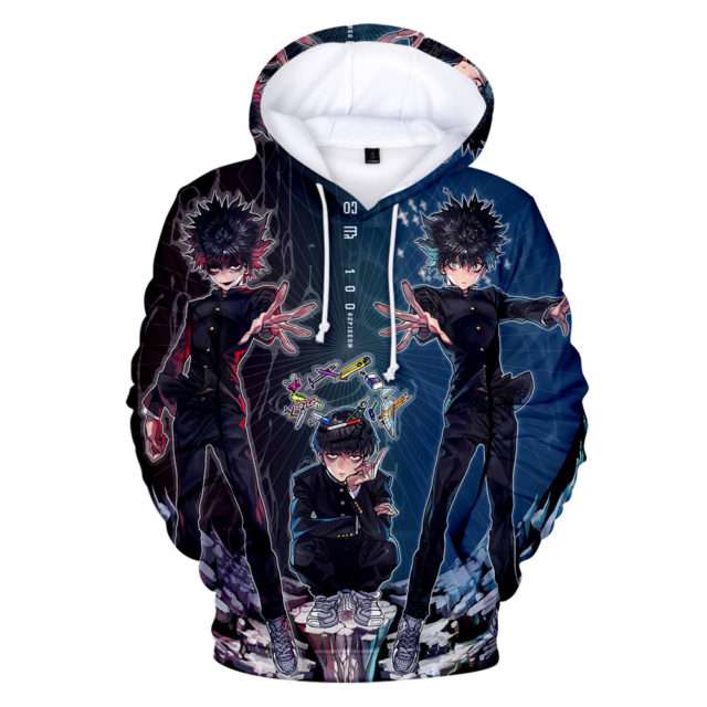 Cosplay Mob Psycho 100 Hoodies Men/Boys/Children Size Sweatshirts High Quality ONE PUNCH-MAN hoodie Autumn Winter Kids Pullovers