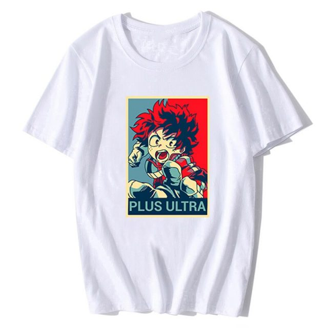 PLUS ULTRA T-SHIRT (3 VARIAN)