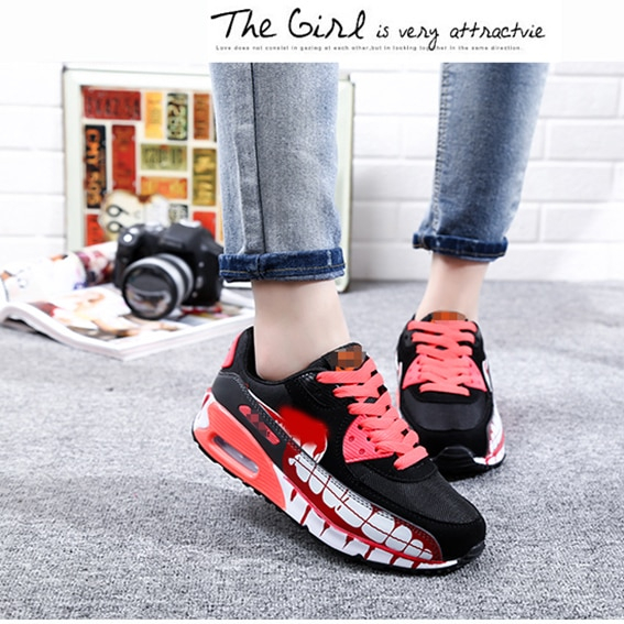 Anime Tokyo Ghoul Cosplay Hand-painted anime casual sports running shoes fashion personality Cos anime shoes