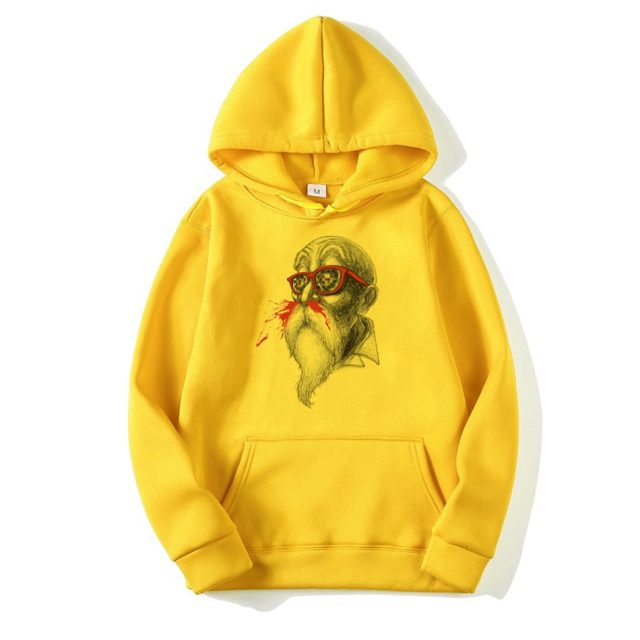 Quality Brand Men Hoodie 2020 Autumn Hip Hop DBZ Streetwear Men Pullover Sweatshirts Hoodies Mens Grandmaster hobbies Design